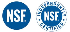 セントラル浄水器 NSF認証
